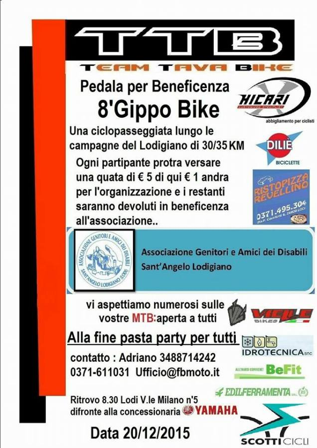 8° gippo bike